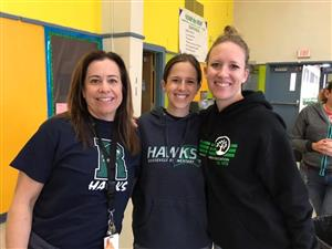 Ms. Bosse, Mrs. Aguilar, Mrs. Peterson