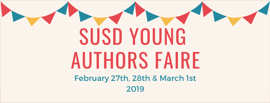 Young Author's Fair