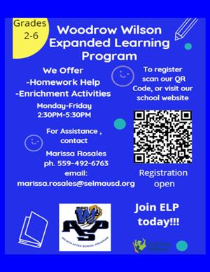 Expanded Learning Program