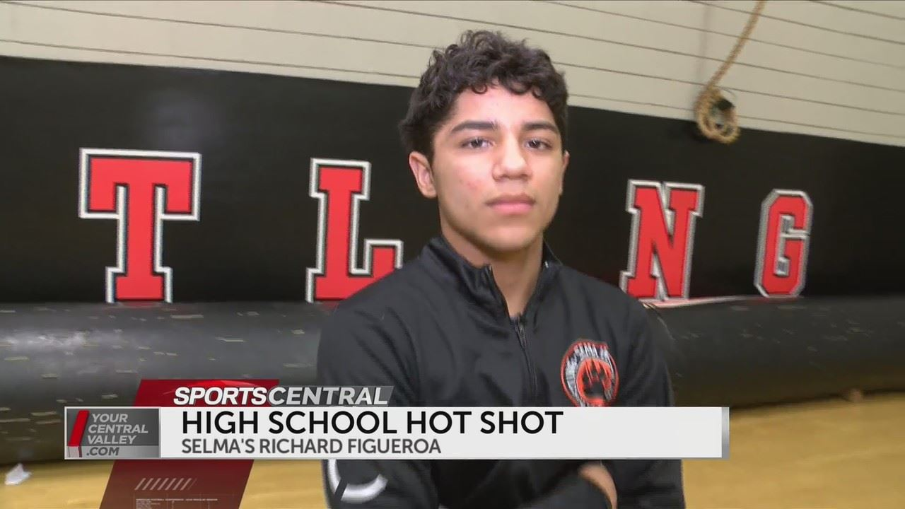 SHS High School Hot Shot: Richard Figueroa