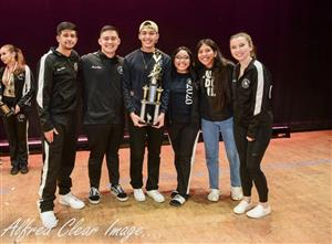 Los Paisanos  takes 2nd at Dance Competition